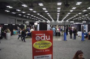 SXSW Edu expo 2014