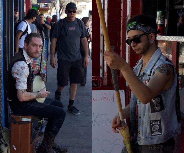 off SXSW street artists