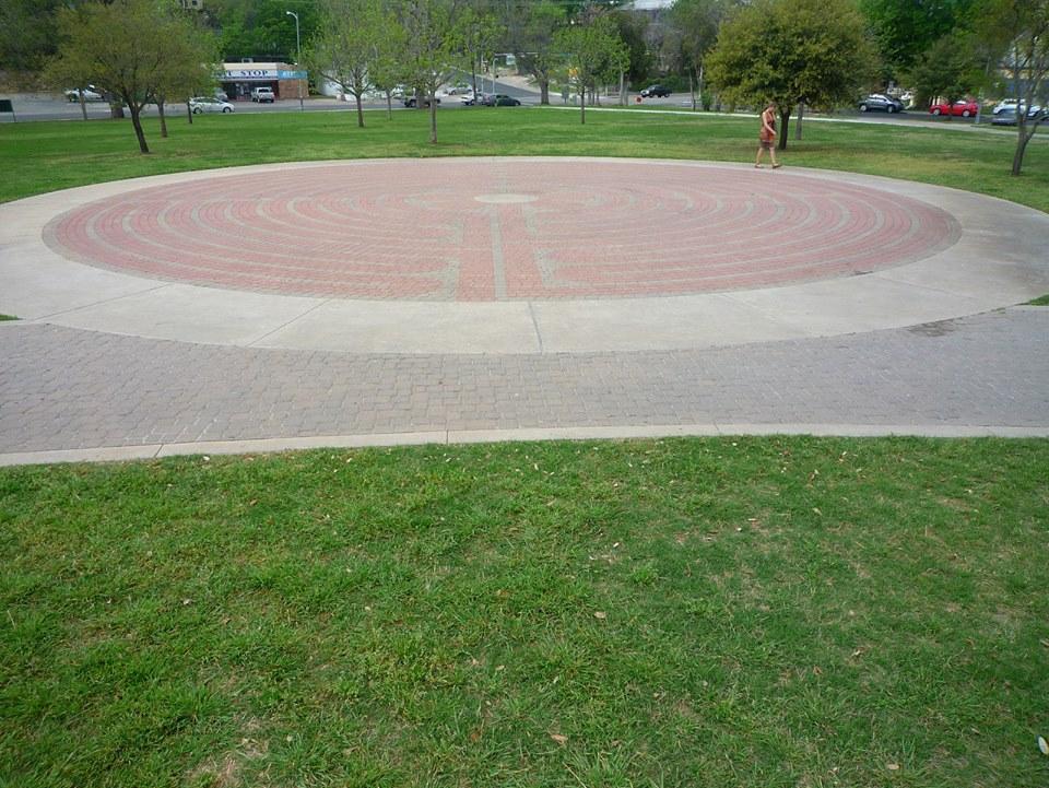 labyrint Butler park